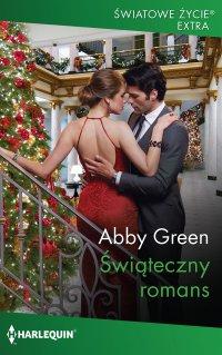 Świąteczny romans - Abby Green - ebook