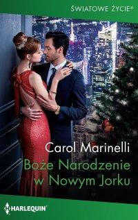 Boże Narodzenie w Nowym Jorku - Carol Marinelli - ebook