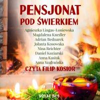 Pensjonat pod świerkiem - Agnieszka Lingas-Łoniewska - audiobook