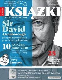 Książki. Magazyn do czytania 6/2020 - Opracowanie zbiorowe - eprasa