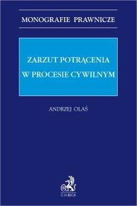 Zarzut potrącenia w procesie cywilnym - Andrzej Olaś - ebook