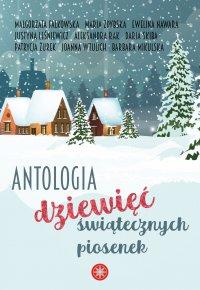 Dziewięć świątecznych piosenek - Justyna Leśniewicz - ebook