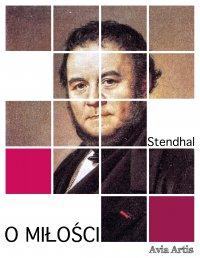 O miłości - Stendhal - ebook