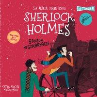 Klasyka dla dzieci. Sherlock Holmes. Tom 1. Studium w szkarłacie - Sir Arthur Conan Doyle - audiobook