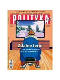 Polityka nr 49/2020 - Opracowanie zbiorowe - audiobook