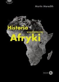 Historia współczesnej Afryki - Martin Meredith - ebook