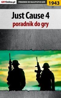 Just Cause 4 - poradnik do gry - Radosław Wasik - ebook