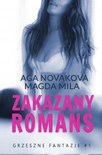 Zakazany romans - Aga Novakova - ebook