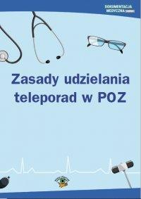 Zasady udzielania teleporad w POZ - Opracowanie zbiorowe - ebook