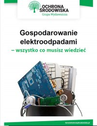 Gospodarowanie elektroodpadami - wszystko co musisz wiedzieć - Małgorzata Hain-Kotowska - ebook