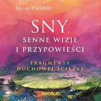 Sny, senne wizje i przypowieści. Fragmenty duchowej ścieżki - Maciej Wielobób - audiobook