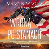 Wroną po Stanach - Marcin Wrona - audiobook
