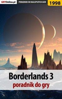 """Borderlands 3 - poradnik do gry - Jacek """"Stranger"""" Hałas - ebook"""
