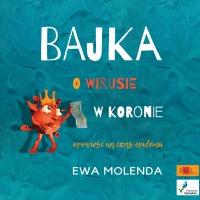 Bajka o wirusie w koronie - Rafał Molenda - audiobook