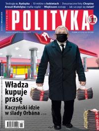 Polityka nr 51/2020 - Opracowanie zbiorowe - eprasa