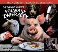 Folwark Zwierzęcy - George Orwell - audiobook