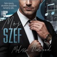 Mój szef - Melissa Darwood - audiobook