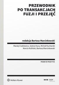Przewodnik po transakcjach fuzji i przejęć - Maciej Ciszkiewicz - ebook