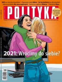 Polityka nr 1/2/2021 - Opracowanie zbiorowe - eprasa