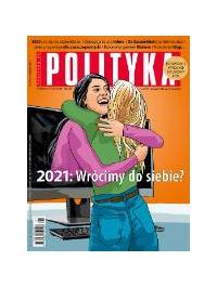 Polityka nr 1/2/2021 - Opracowanie zbiorowe - audiobook