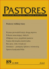 Pastores 89 (4) 2020 - Opracowanie zbiorowe - eprasa