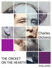 The Cricket on the Hearth - Charles Dickens - ebook
