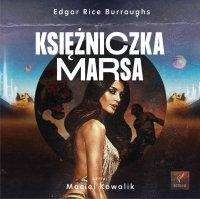 Księżniczka Marsa - Edgar Rice Burroughs - audiobook