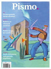 Pismo. Magazyn Opinii 01/2021 - Marcin Wicha - eprasa