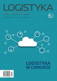 Logistyka 6/2020 - Opracowanie zbiorowe - eprasa