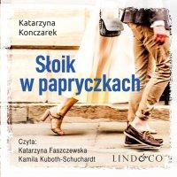Słoik w papryczkach - Katarzyna Konczarek - audiobook