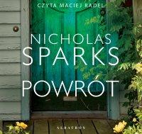 Powrót - Nicholas Sparks - audiobook