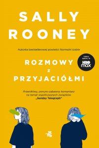 Rozmowy z przyjaciółmi - Sally Rooney - ebook
