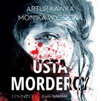 Usta mordercy - Artur Kawka - audiobook