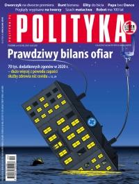 Polityka nr 4/2021 - Opracowanie zbiorowe - eprasa