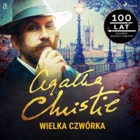 Wielka czwórka - Agatha Christie - audiobook