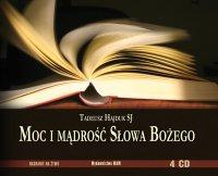 Moc i mądrość Słowa Bożego - Tadeusz Hajduk SJ - audiobook