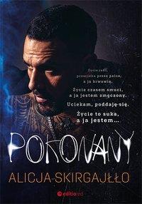 Pokonany - Alicja Skirgajłło - ebook