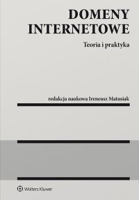 Domeny internetowe. Teoria i praktyka - Ireneusz Matusiak - ebook