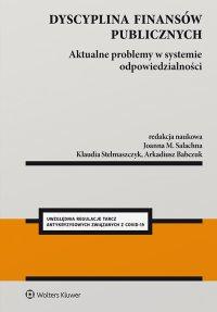 Dyscyplina finansów publicznych. Aktualne problemy w systemie odpowiedzialności - Arkadiusz Babczuk - ebook