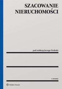 Szacowanie nieruchomości - Jerzy Dydenko - ebook
