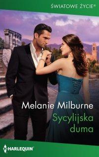 Sycylijska duma - Melanie Milburne - ebook