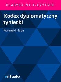 Kodex dyplomatyczny tyniecki