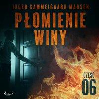 Płomienie winy. Część 6 - Inger Gammelgaard Madsen - audiobook