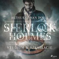 Studium w szkarłacie - Arthur Conan Doyle - audiobook