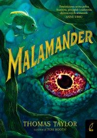 Malamander - Thomas Taylor - ebook