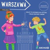 Słuchowisko Halo! Tu kosmos do sztuki! Pałac Kultury i Nauki - Marta Nowacka - audiobook