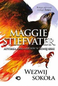 Wezwij sokoła - Maggie Stiefvater - ebook