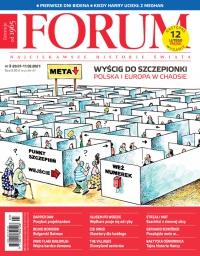 Forum nr 3/2021 - Opracowanie zbiorowe - eprasa