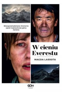 W cieniu Everestu - Magda Lassota - audiobook