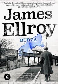 Burza - James Ellroy - ebook